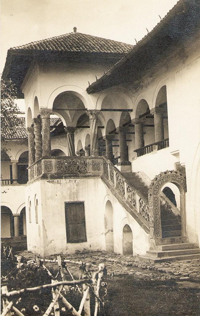 Manastirea Hurezi - http://fototecaortodoxiei.ziarullumina.ro