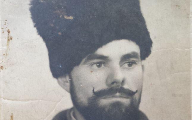 Nicolae Fudulea, foto din arhiva personală Sultana Buṣu; http://adevarul.ro