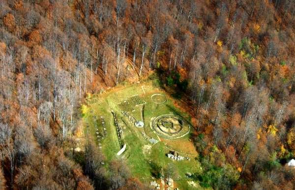 Pădurile din jurul Sarmisegetuzei Regia