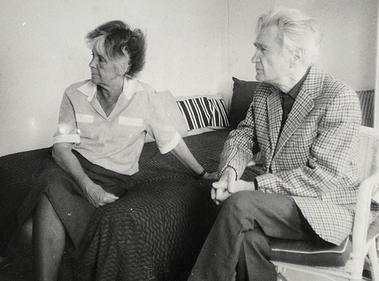 Simone Boue si Emil Cioran