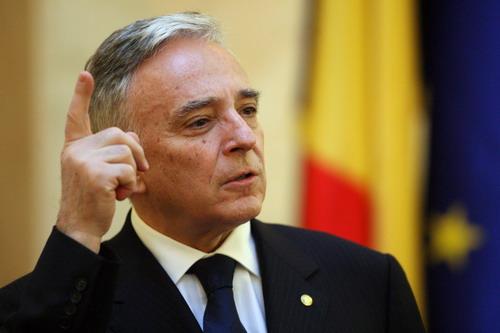 Mugur Isarescu, actualul guvernator al BNR