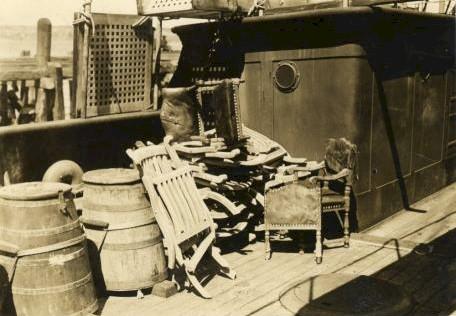 scaun titanic