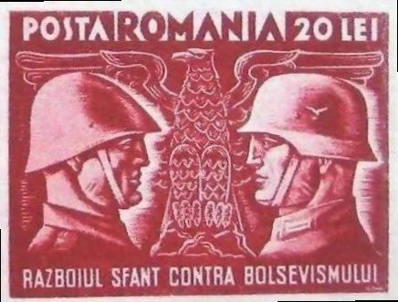 timbru bolsevism