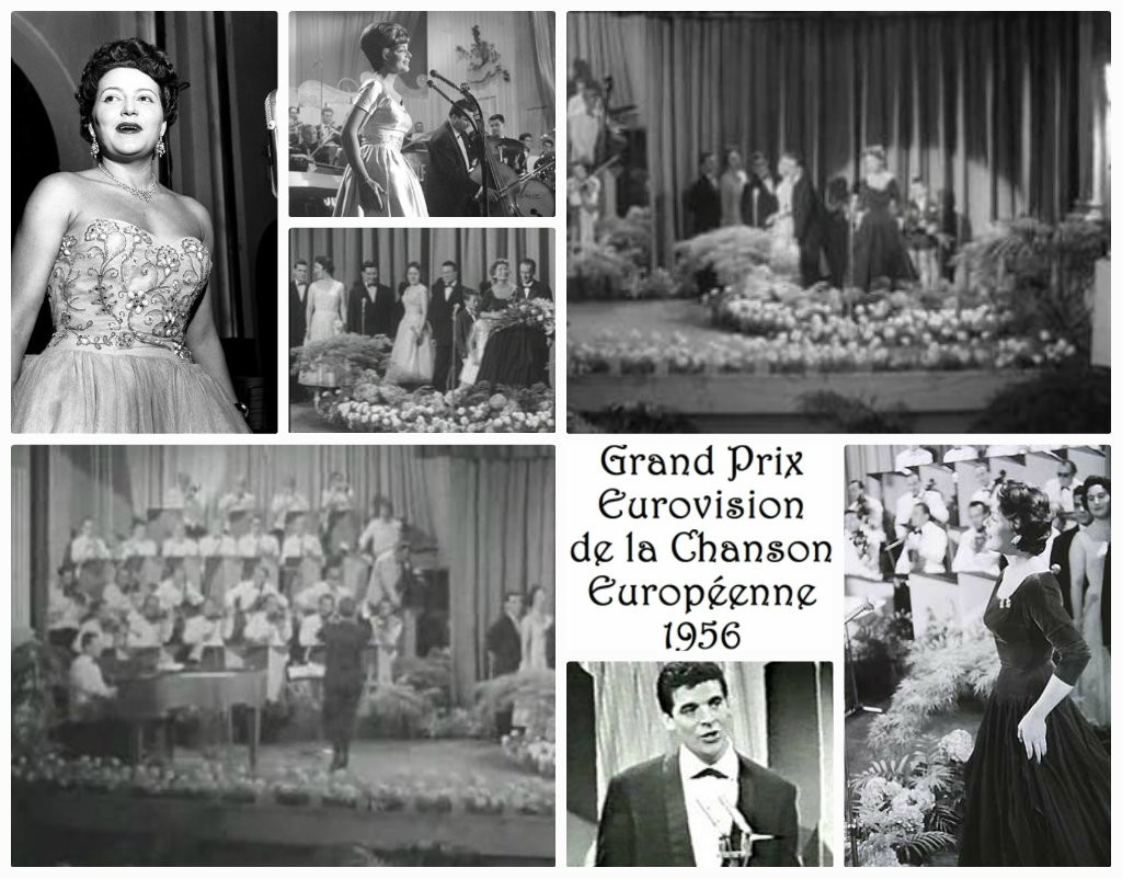 Eurovision 1956 - Lugano
