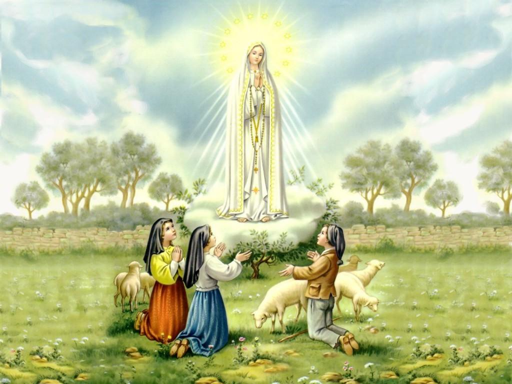Fecioara Maria de la Fatima
