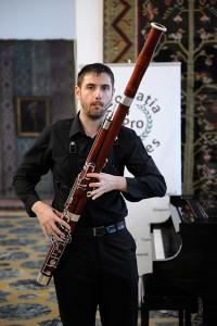 Mihai Boboiescu - fagot