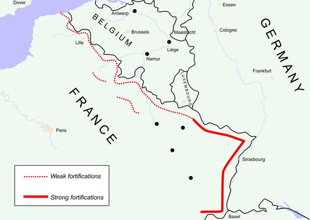 Linia Maginot; http://www.descopera.ro/