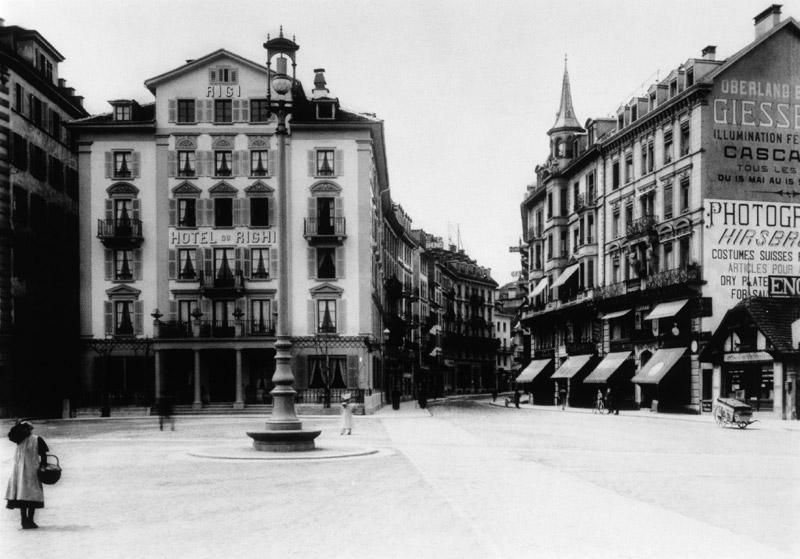 Lucerna 1933 - sursa: http://www.helvetansa.ro/