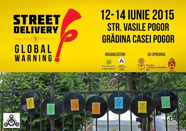 street delivery 2015