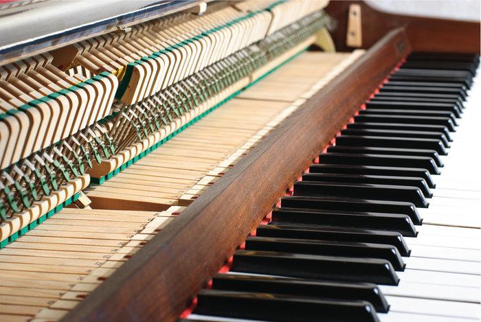 Hammerklavier - pianoforte
