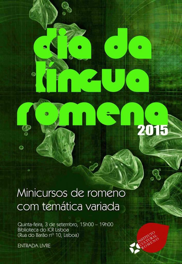 Afis_ZIUA LIMBII ROMANE 2015_Lisabona