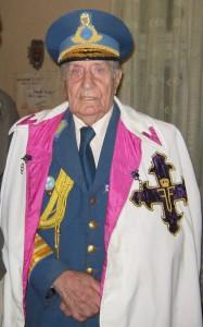 Generalul (r) Ion Di Cesare, Cavaler al Ordinului Mihai Viteazu