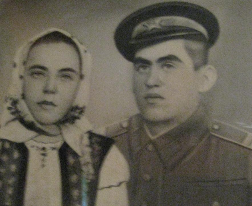 Ion ṣi Ileana Timiṣ, cu aproape 60 de ani în urmă