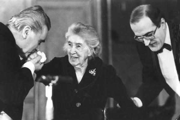 Marin Constantin, Cella Delavrancea, Dan Grigore, 9 decembrie 1987, Centenarul de la Ateneul Român