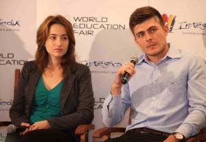 Sabina Negut si Mihai Barbu
