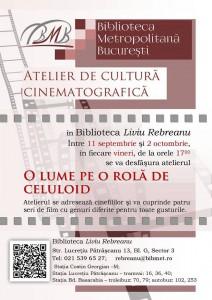 afis cultura cinematografica