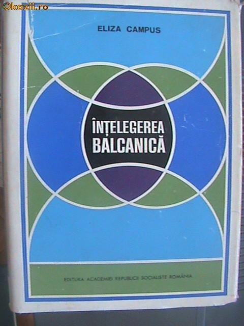carte balcanica