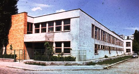 Clădirea Laboratorului de Hidraulică; hidraulica.utcb.ro