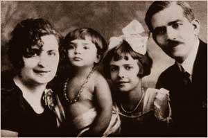 maria callas family
