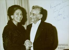 Maria Callas şi Giovanni Battista Meneghini