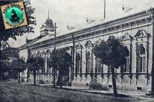 Şcoala Normală de Fete, 1938; www.fotogherla.ro