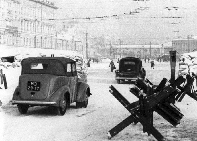 Moscova 1942