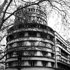 Sediul Radio Beograd din 1947. Sursa: http://www.bina.rs