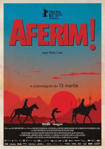 AFERIM!_POSTER ROMANIA