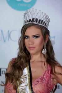 Teodora Dan - Miss Tourism Universe 2015 (1)