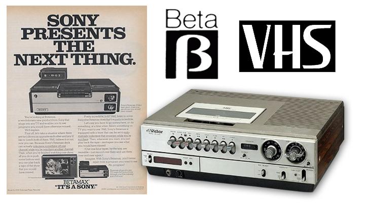 betamax 1974