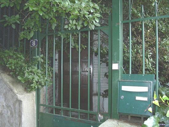 Casa din Paris, donată statului român