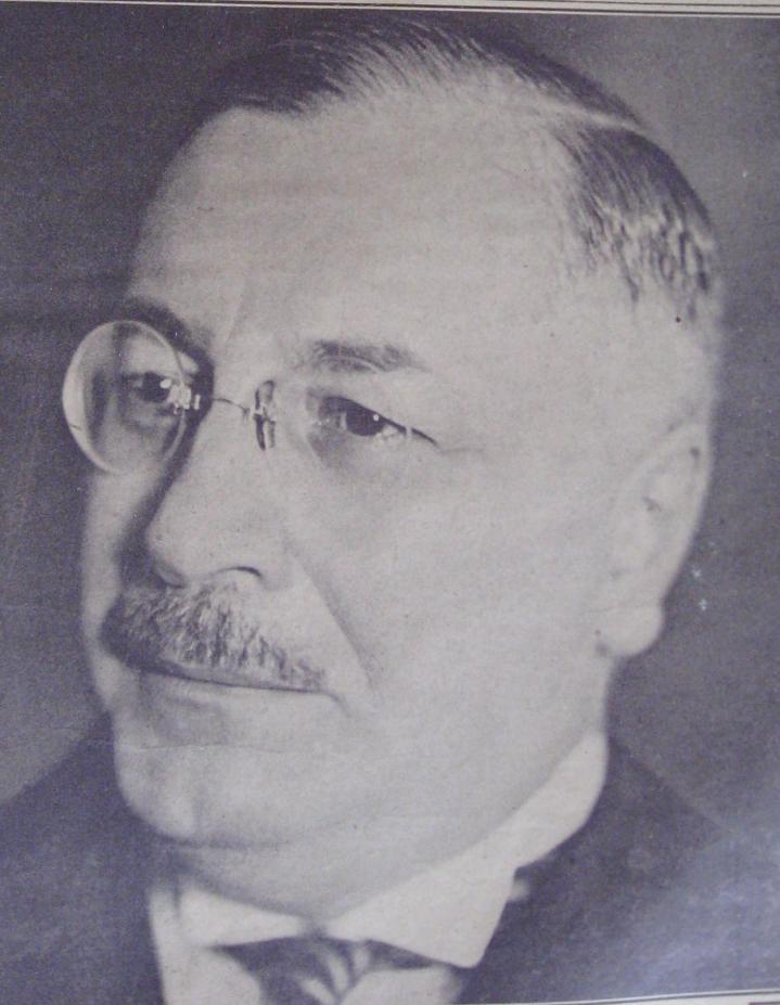 Dimitrie Gusti - Revista Radiofonia 1932