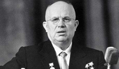 Nikita Hruşciov