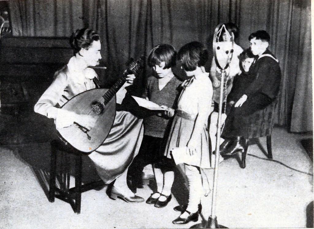 """""""Ora copiilor"""", 1935"""