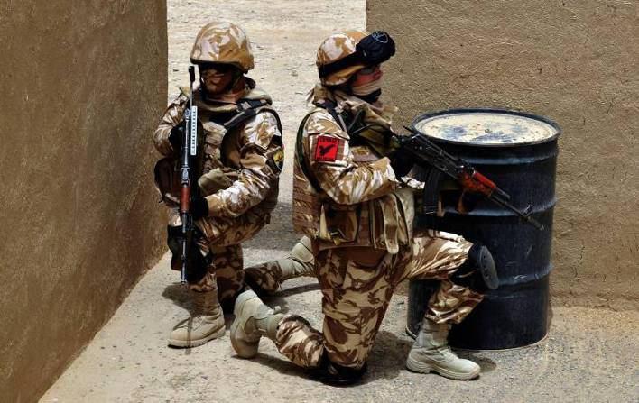 soldati afg