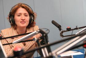 Presedinte - Director general al SRR, Maria Toghina