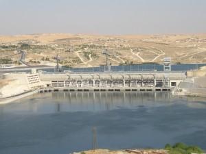 barajul Tishreen
