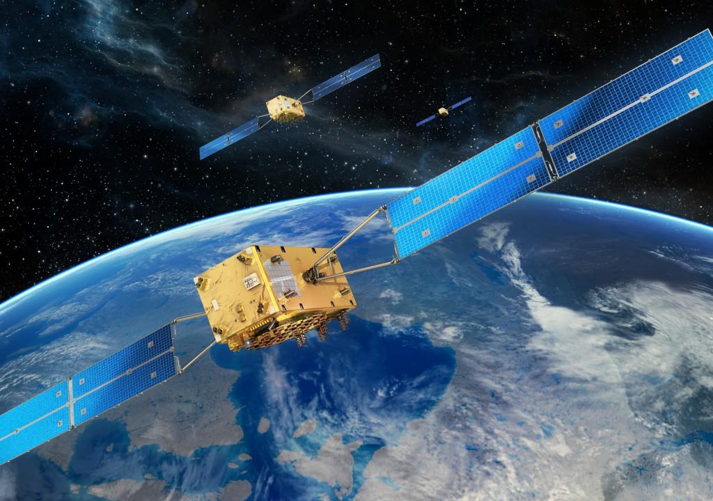 galileo satelit