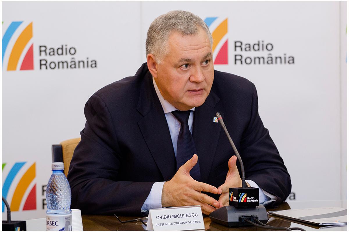 RADOR: Radio România în Fapte şi cifre – Întâlnire cu presa | Agenția de presă Rador