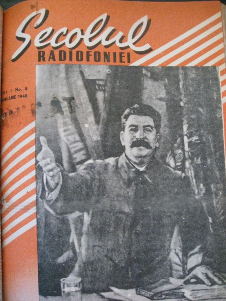 stalin secolul radiofoniei