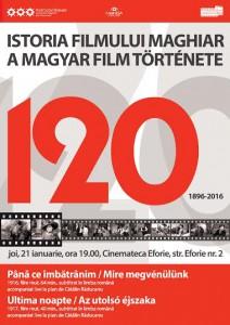 120 de ani filmul maghiar