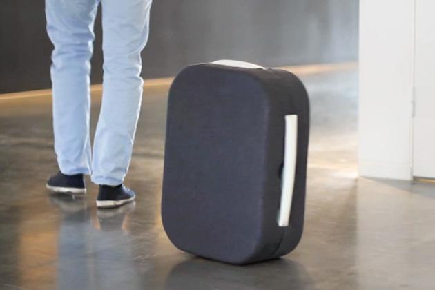 Follow me Suitcase