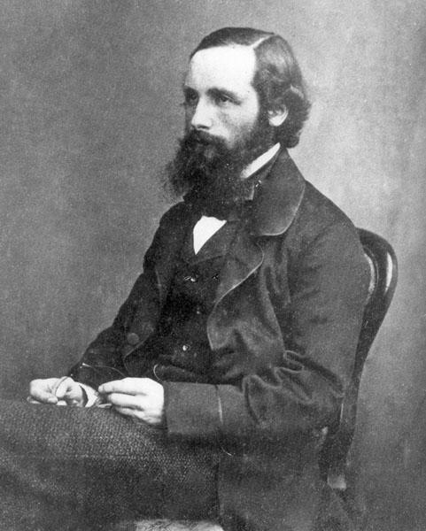 James Clerk Maxwel