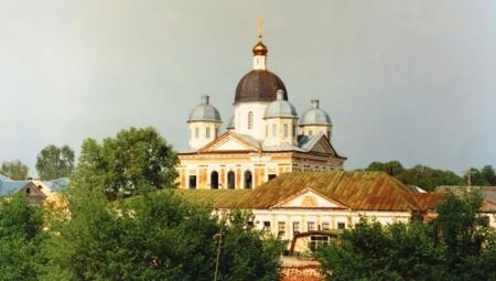 Mănăstirea Oranki; sursa - http://www.crestinortodox.ro/