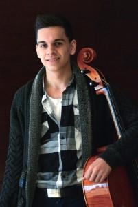Cornelius Zirbo - cello 1