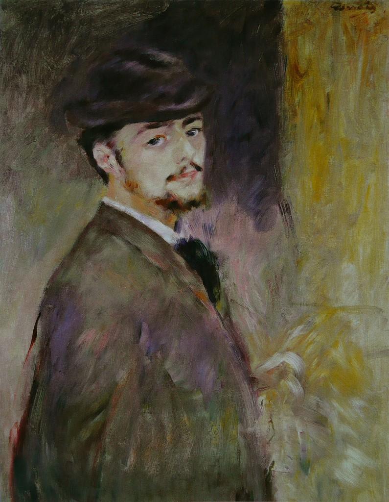 Autoportret 1876
