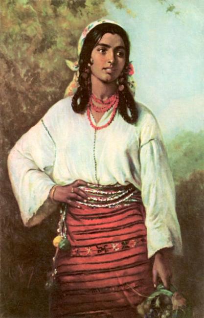 Intalnirea cu femeia surda sau hawuloasa)
