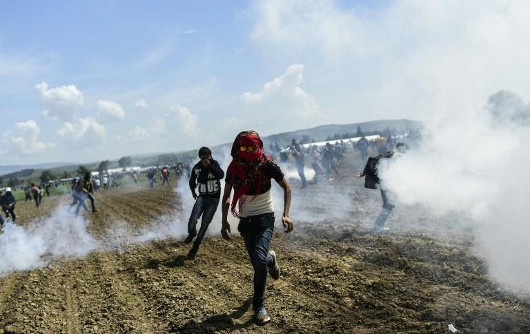 / AFP PHOTO / BULENT KILIC