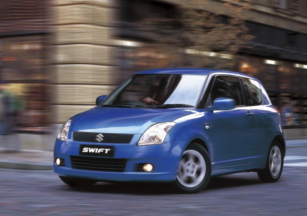 Suzuki Swift  2005-2007 (02) (L)