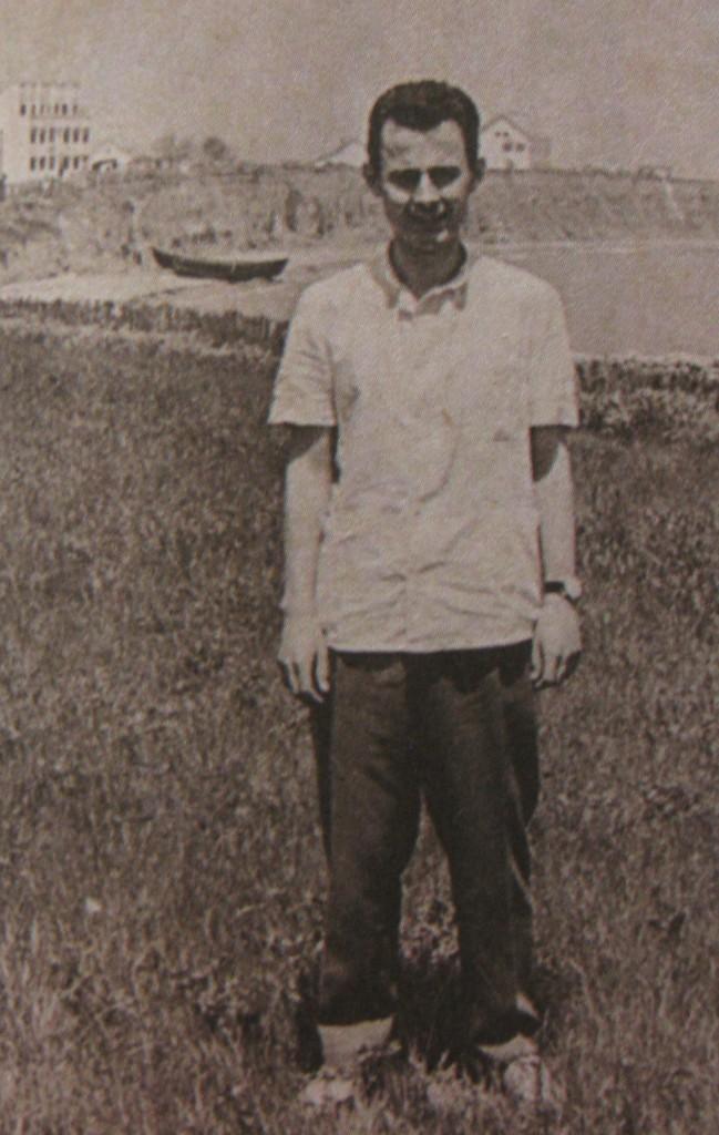 Doctorul C. Dimoftache, Mangalia, 1962